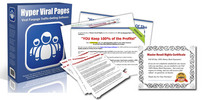 Hyper Viral Pages Script-Viral Fanpage Traffic Getting Soft