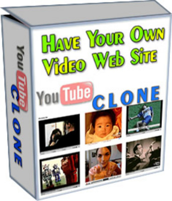 Product picture Youtube Clone Script 2011